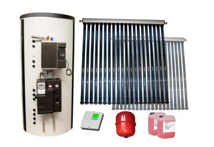 solaranlage solarpaket 14 m 1000 l marburg gie en energie zentrum hessen heizungsbau. Black Bedroom Furniture Sets. Home Design Ideas